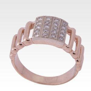 Кольцо из золота с бриллиантами Арт0101439