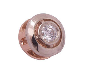 Подвеска из золота с бриллиантом Арт0103032