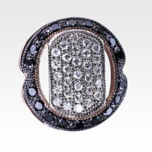 Подвеска из золота с бриллиантами Арт0111065