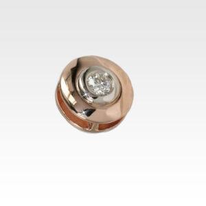 Подвеска из золота с бриллиантом Арт0111177