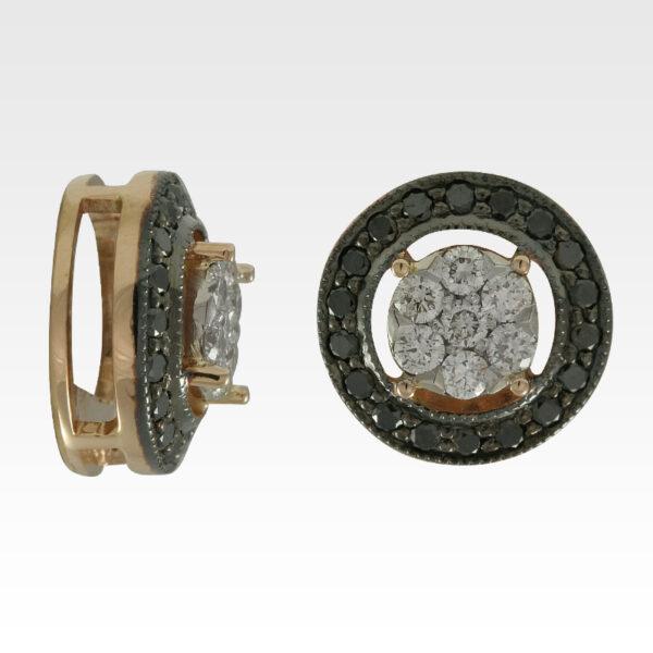 Подвеска из золота с бриллиантами Арт0111253