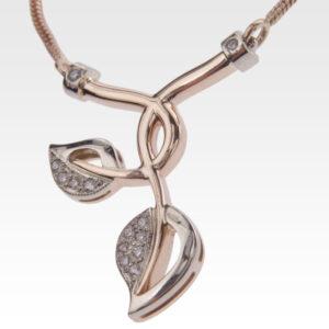 Колье из золота с бриллиантами Арт0113008