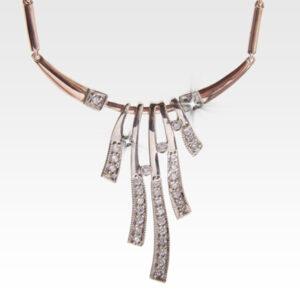 Колье из золота с бриллиантами Арт0113011