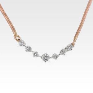 Колье из золота с бриллиантами Арт0113018