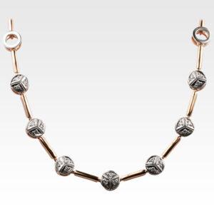 Колье из золота с бриллиантами Арт0113038