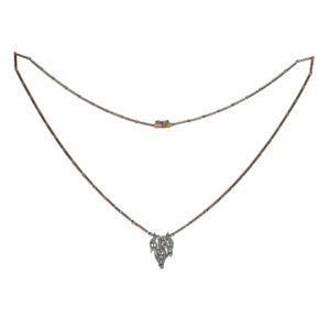 Колье из золота с бриллиантами АРТ0113049