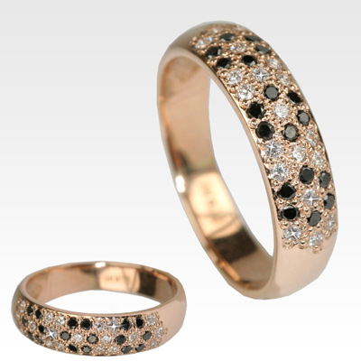 Кольцо из золота с бриллиантами Арт0101754