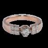 Кольцо из золота с бриллиантами Арт0101953