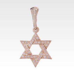 Подвеска из золота с бриллиантами Арт0111035
